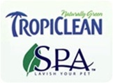 Tropiclean Spa Pet Shampoo Logo
